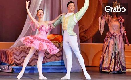 """Балетът в три действия """"Спящата красавица"""" по музика на Чайковски, на 19 Октомври, в Зала Опера"""