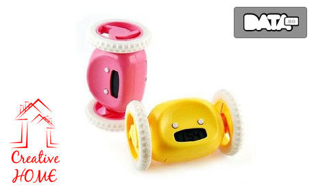 Бягащ будилник HappyToy Digital Alarm Clock