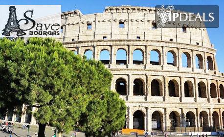 През Април до Лидо ди Йезоло, Флоренция, Монтекатини, Генуа и Милано! 5 нощувки със закуски, плюс самолетен транспорт