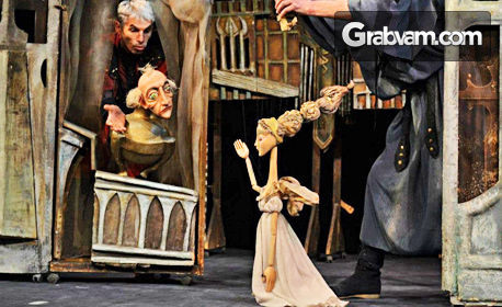 """Музикалният спектакъл """"Хамлет"""" на 13 Юни"""