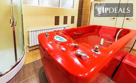 Почивка в Павел баня! Нощувка със закуска, плюс релакс зона с минерален басейн