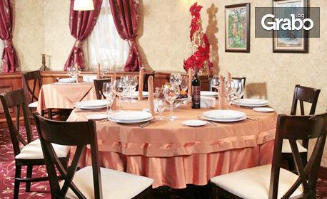 През Юли в Боровец! Нощувка със закуска и вечеря, плюс басейн и релакс зона