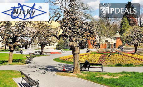 Last minute за Великден във Върнячка баня, Сърбия! 2 нощувки със закуски, обеди и вечери - едната празнична, плюс транспорт