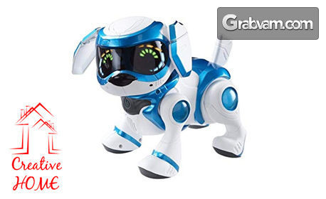 Интерактивно куче-робот Tekno Robotic Puppy