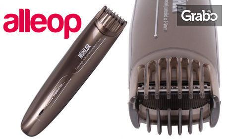 Безжична машинка за подстригване Muhler MC-955