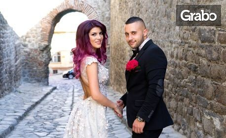 Фотозаснемане или видеозаснемане на сватба