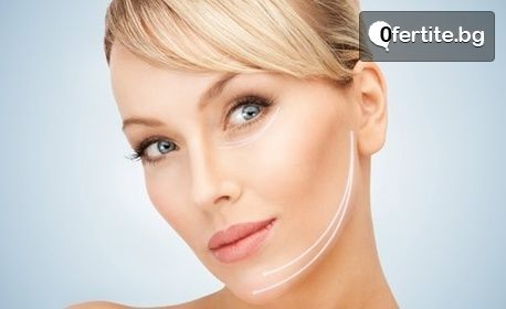 Антиоксидантна терапия за лице за дехидратирана кожа