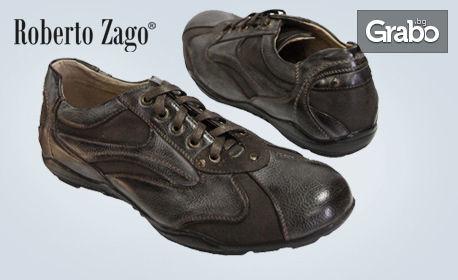 За силния пол! Мъжки обувки в цвят по избор