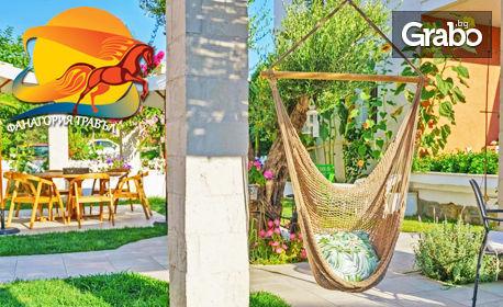 През Август на остров Крит! 4 нощувки със закуски в хотел Sonio Beach на самия плаж, плюс самолетен транспорт