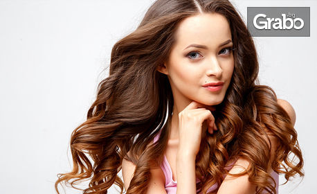 Терапия за коса по избор - себурегулираща, възстановяваща или хидратираща