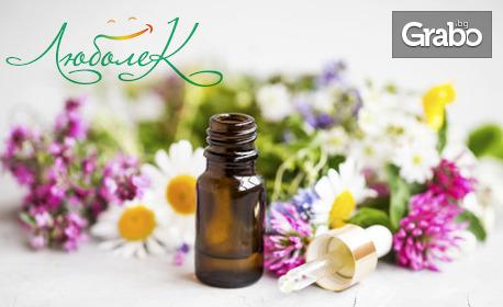 Консултация с хомеопат