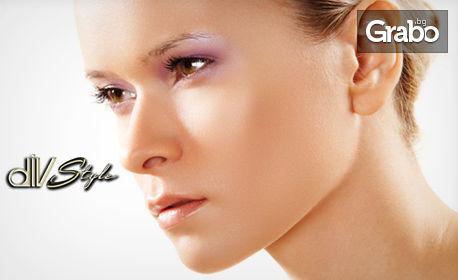 Почистване на лице в 8 стъпки, с продукти на SPA Abyss