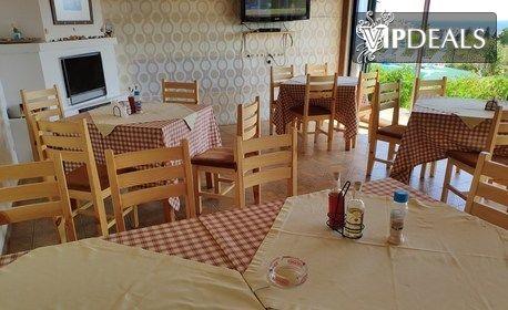 През Юни в Черноморец! 2 нощувки със закуски и вечери в бунгало - на 200м от плажа