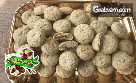 Ръчно изработени бисквитки с декорация или пълнеж по избор