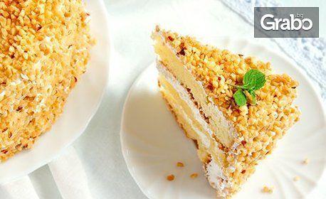 Френска селска торта с 12 парчета