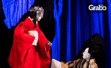 """Куклено-театралният спектакъл """"Принцът на морето и принцът на земята"""" на 27 Февруари"""