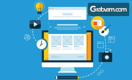 """Онлайн курс """"Web дизайнер"""" с 6-месечен достъп"""