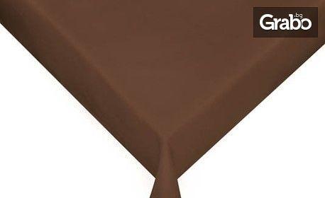"""Покривка за маса """"Прима"""", в размер и цвят по избор"""