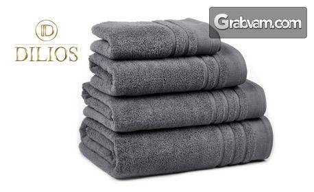 Луксозна хавлиена кърпа Монте Карло от 100% памук - в размер по избор