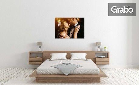 Канава с ваша снимка или по избор от галерията - в различни размери