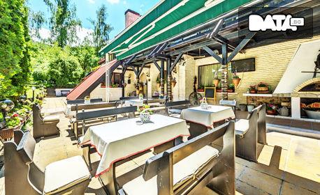 През Юни в Боровец! Нощувка със закуска и възможност за вечеря, плюс сауна и парна баня