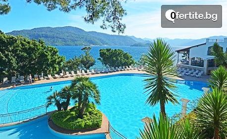 Почивка в Мармарис! 7 нощувки на база All Inclusive в хотел Monte Beach****