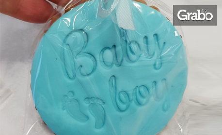 "10 броя меденки ""Baby girl"" или ""Baby boy"""