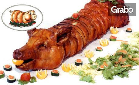 Италианска кухня за вкъщи! Порция поркета от свинско месо