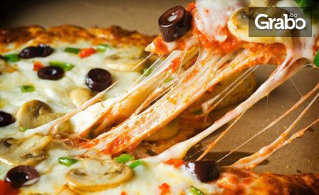 Хапни на място или вземи за вкъщи пица Феличе или Поло