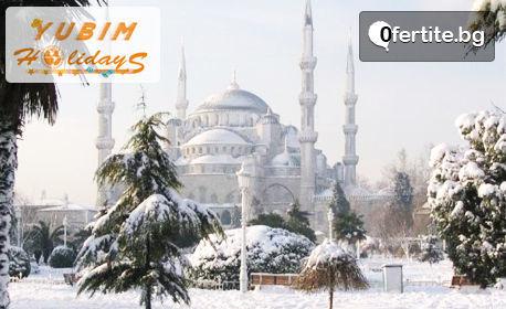 Нова година в Истанбул! 2 нощувки със закуски в хотел Hamidiye, плюс транспорт и посещение на Одрин