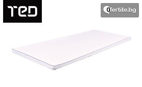 Топ матрак Adry Cool Gel в размер по избор, с безплатна доставка