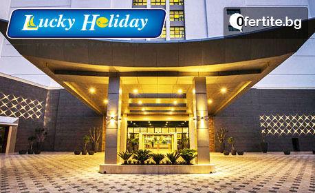 НГ в Кушадасъ! 4 нощувки на база Ultra All Inclusive с празнична вечеря в Хотел Amara Elite*****