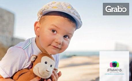 Фотозаснемане или видеозаснемане на детски рожден ден или кръщене