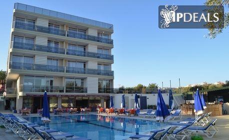 Ранни записвания за почивка в Кушадасъ! 5 нощувки на база All Inclusive в Хотел Belmare****