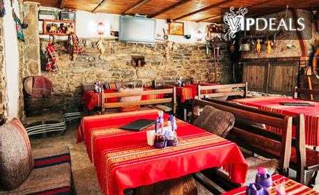 Цяло лято в Троянския Балкан! Нощувка със закуска и възможност за вечеря, плюс релакс зона - в с. Чифлик