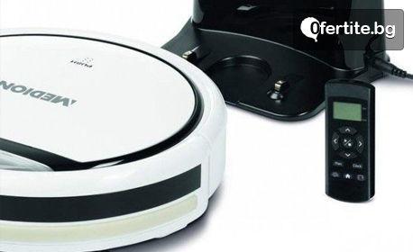 Прахосмукачка робот Medion MD 18500