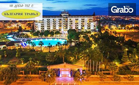 През Септември в Дидим! 7 нощувки на база Аll Inclusive в Хотел Garden of Sun*****, плюс транспорт