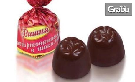 500гр насипни шоколадови бонбони по избор