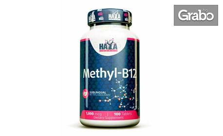2 опаковки Метил B-12