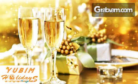 Нова година в Паралия Катерини! 3 нощувки със закуски и 2 вечери