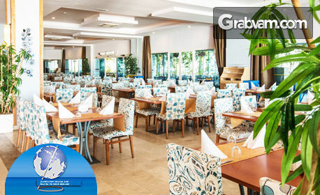 Лято 2020 в Кушадасъ! 7 нощувки на база Ultra All Inclusive в хотел Sea Light Resort*****