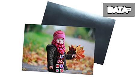 Магнит с ваша снимка - във форма и размер по избор