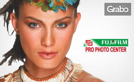 Луксозна фотокнига с 20 или 32 страници, плюс дизайн и обработка