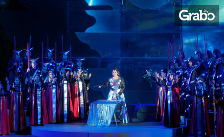 """Лирична оперна трагедия """"Норма"""" от Винченцо Белини - на 18 Юни"""