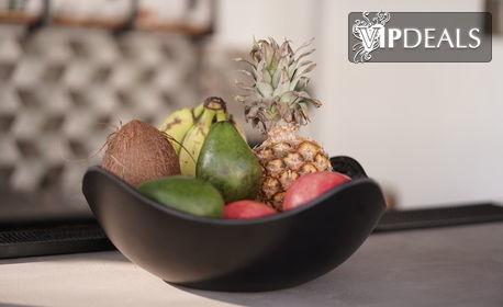 През Юни или Септември на Халкидики! 2 или 3 нощувки със закуски и вечери за до четирима - в Криопиги