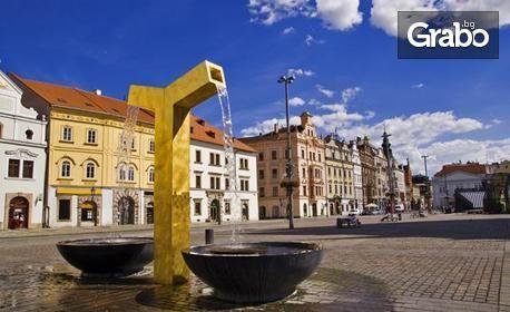 За 6 Септември до Братислава, Дрезден, Карлови Вари, Пилзен и Прага! 3 нощувки със закуски, плюс транспорт