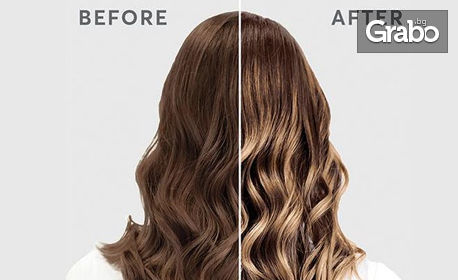 Детско, мъжко или дамско подстригване, боядисване или терапия за коса