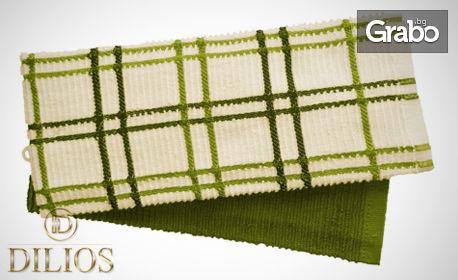 4 броя кухненски кърпи от 100% чист памук - цвят по избор
