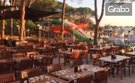 Почивка в Кушадасъ през Юни! 7 нощувки на база All Inclusive в хотел Grand Effe 4*