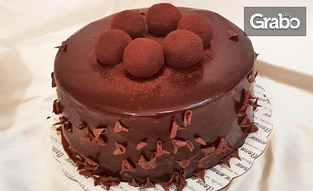 Вкусна торта по избор - 1200гр